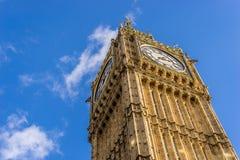 Big Ben, Λονδίνο, Μεγάλη Βρετανία Στοκ Εικόνες