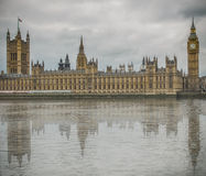 Big Ben, σπίτι του Κοινοβουλίου Στοκ εικόνες με δικαίωμα ελεύθερης χρήσης