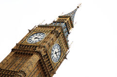 Big Ben [01] Lizenzfreie Stockfotografie