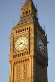 Big Ben. Clock face part of the Houses of Parliment at Westminster, London, UK, Europe Stock Photography