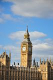Big Ben. Clock Tower of the Palace of Westminster, London, UK Royalty Free Stock Images