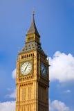 Big Ben. In London at evening, UK Royalty Free Stock Images