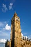 Big Ben. In London at evening, UK Stock Photos