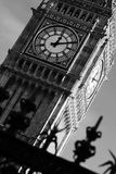 Big Ben. Famous clock in London, England Stock Photo