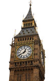 Big Ben. Clock at the Houses of Parliament in London Stock Photos
