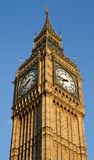 Big Ben. In the evening, London, England Stock Image