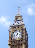 Big Ben. Big Ben clock tower in London Royalty Free Stock Photos
