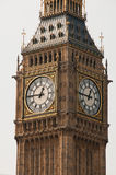 Big Ben. Situated in London, England Stock Photo