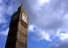 Big Ben 2 Lizenzfreie Stockfotos