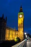 Big Ben Stockbild