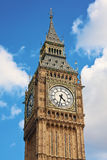 Big Ben Lizenzfreie Stockfotos