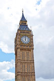 Big Ben. At twelve o´clock Stock Photos