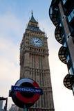 Big Ben Fotos de Stock Royalty Free