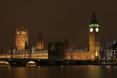 Big Ben #3 Royalty Free Stock Photography