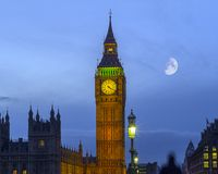 Big Ben Foto de Stock Royalty Free