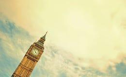 Big Ben Stock Afbeelding