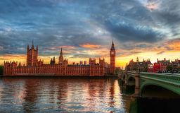 Big Ben Fotografia de Stock Royalty Free
