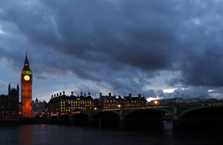 The Big Ben stock photography