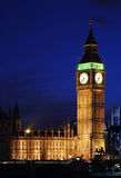 The Big Ben Royalty Free Stock Photo