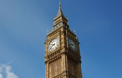 The Big Ben royalty free stock photography