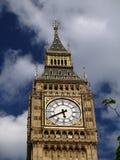 Big Ben. Clock tower at Westminster, London, UK Stock Photos