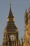 Big Ben. Toweer at the houses of Parliament, London Royalty Free Stock Image