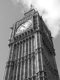 Big Ben. Taken from Westmionster Bridge, London stock photography