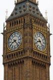Big Ben. Close up of clock Royalty Free Stock Photos