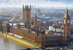 Free Big Ben And Houses Of Parliament, London, UK Stock Image - 38858051