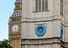 Big Ben architecture Royalty Free Stock Photos