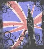 Big Ben background Royalty Free Stock Photo