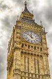 Big Ben, Camere del Parlamento, Londra Fotografia Stock Libera da Diritti