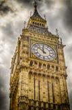 Big Ben, casas do parlamento, Londres Fotos de Stock