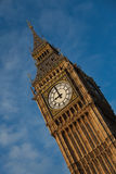 Big Ben in Central London Royalty Free Stock Photos