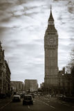 Big Ben in Central London Stock Photography