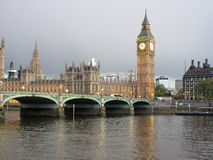 Big Ben Cityscape Stock Photos
