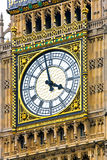 Big Ben clock Royalty Free Stock Photo