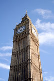 Big Ben clock Royalty Free Stock Photos