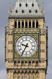 Big Ben Clock Face Royalty Free Stock Photos