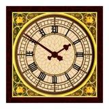 Big Ben at Clock Face Stock Photo