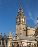 Big Ben Clock in London Stock Image
