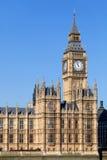 Big ben clock. London, big ben clock at the westminster city Royalty Free Stock Photos