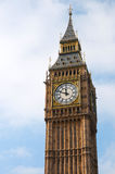 Big Ben clock tower Stock Image