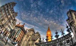 Big Ben clock tower Stock Images