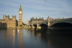 Big Ben Clock Tower Royalty Free Stock Photo
