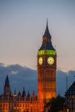 Big Ben Clock Tower Royalty Free Stock Images