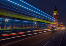 Big Ben Clock Tower Royalty Free Stock Photos