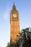 Big Ben clock tower Stock Images