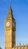 Big Ben Clock Tower Royalty Free Stock Photography