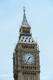 Big Ben Clock Tower London Stock Image
